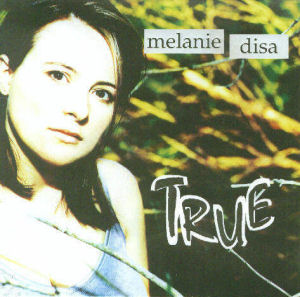 melanie disa - true album cover